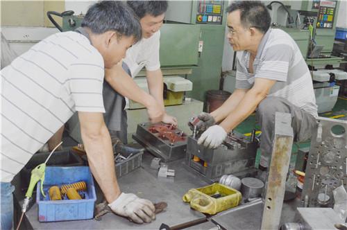 深圳市注塑模具