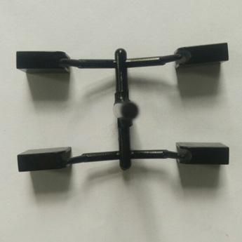 U656注塑模具加工