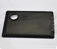 行车记录仪外壳喷油案例P06 塑胶壳喷油