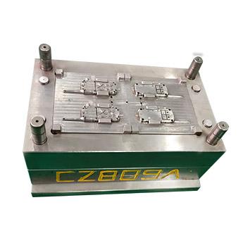撜子视频训狗器模具定制案例CZ809A 注塑模具厂