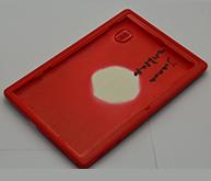 平板电脑外壳喷油案例P12 喷油丝印加工