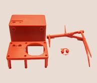 蓝牙音箱外壳注塑加工案例CZ686A 电子注塑加工厂