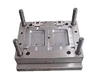 加热座模具加工案例CZ725A 注塑模具加工厂家