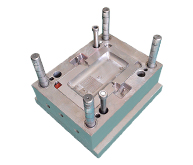 底座套装模具加工案例CZ709 精密注塑模具加工