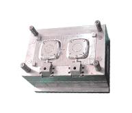 加热杯垫模具加工案例CZ732B 精密注塑模具厂家