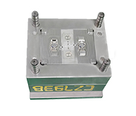 撜子视频智能手表模具加工案例CZ793B 深圳精密注塑模具厂