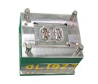 无线蓝牙耳机模具加工案例CZ817D 塑料注塑模具厂