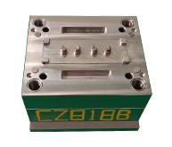 无线蓝牙耳机模具加工案例CZ818B 注塑模具生产加工厂家