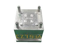 智能儿童手表模具加工案例CZ793A 注塑模具加工厂制作