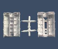撜子视频移动电源外壳注塑加工案例CZ599A 沙井注塑加工