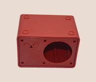 蓝牙音箱外壳注塑加工案例CZ524B 电子注塑加工厂