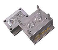 门铃外壳注塑加工案例CZ714A 注塑外壳加工