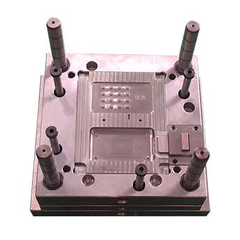 会场控制器外壳模具加工案例CZ821 小批量塑料注塑模具