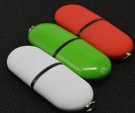 U盘口红外壳注塑加工案例U108 自制u盘外壳口红