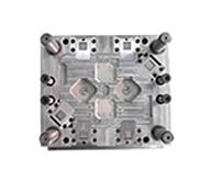 接收器注塑加工案例CZ761A 模具 加工