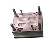 洁面仪模具加工案例CZ800A 模具塑料件加工