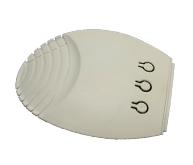洗脸仪外壳注塑加工案例M08 美容仪外壳