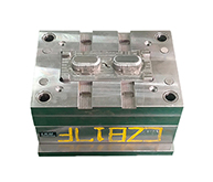 无线耳机模具加工案例CZ817F 模具厂加工