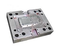 底座套装模具加工案例CZ730A 模具 精加工