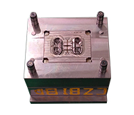 耳机无线模具加工案例CZ818D 加工订做模具