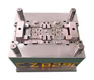 电子模具加工案例CZ829C 模具加工制做