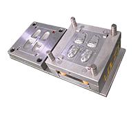 驱蚊器模具加工案例CZ707 生产模具加工