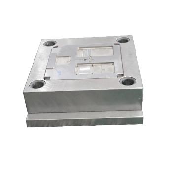 遥控器注塑加工案例CZ735 注塑厂代加工