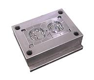 门铃模具加工案例CZ714A 精加工模具