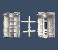 移动电源外壳注塑加工案例CZ599A 模具加工生产