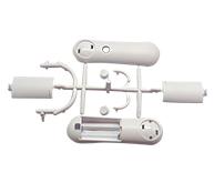 美容仪器注塑加工案例CZ832A 注塑模具加工
