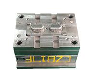 无线耳机模具加工案例CZ817F 模具加工注塑