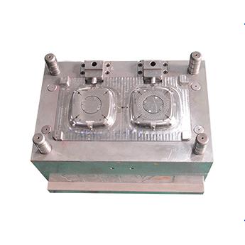 加热杯垫模具加工案例CZ732B 外壳模具加工