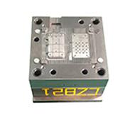 会场控制器外壳注塑加工案例CZ821 模具 加工厂家