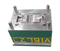 宠物刷毛器模具加工案例CZ791A 精密塑胶模具