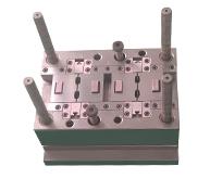 电子产品模具加工案例CZ810A 外壳注塑模具