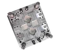 接收器模具加工案例CZ761A 小型注塑模具