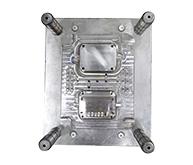 扫码充电模具加工案例CZ759 专业注塑模具厂