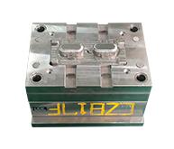 无线耳机模具加工案例CZ817F 加工注塑模具厂