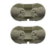 耳机注塑加工案例CZ817 注塑工厂模具