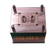 耳机无线模具加工案例CZ818D 塑胶模具的开模