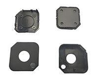 接收器注塑加工案例CZ761A 注塑加工模具厂